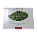 Picture of Eminence Green Tea & Hemp Blotting Tissue